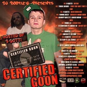 9Gotti Dj Bootleg certified goon
