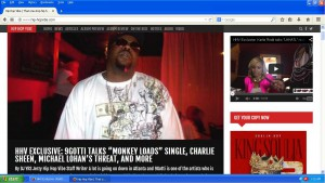 9Gotti HHV interview 1