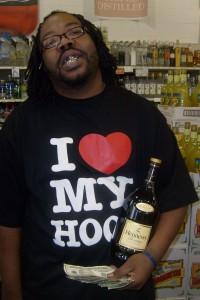 I Love My Hennessy
