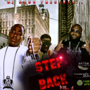 dj so co Step Cover