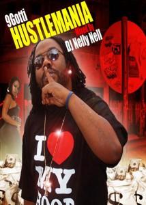 ! hustlemania bootleg fron!!!!!!t cover