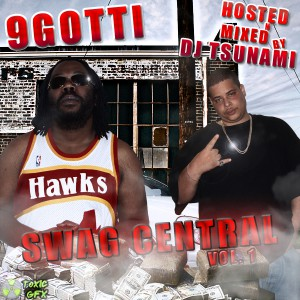 swag central vol 1cover
